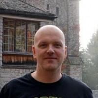 Clarkson University Psychology Professor Immersed in Ideas in Germany