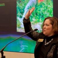 Clarkson University's Kelly Chezum Receives Women's Entrepreneurship Day Award