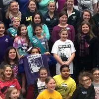 Clarkson University Society of Women Engineers Helps Girl Scouts Earn Science Patches