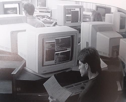1993 Computer Lab
